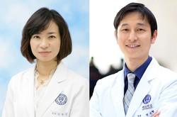 ▲(왼쪽부터) 김태임, 전익현 교수