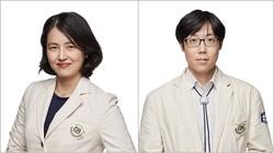 ▲(왼쪽부터) 이지현, 방철환 교수 (사진 제공: 서울성모병원)