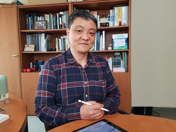▲ 사진=한국제약의학회 제14대 강성식 신임 회장